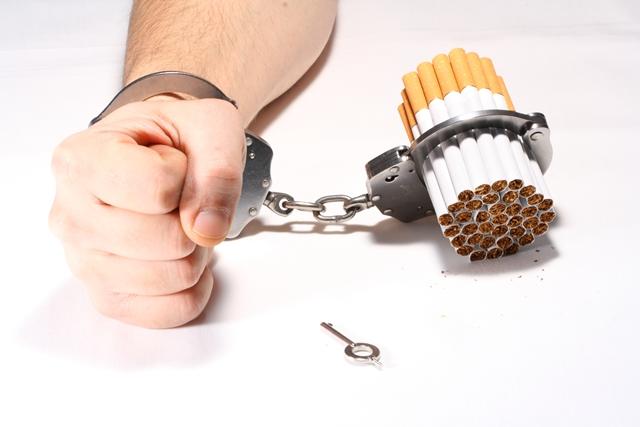 Remek eljárás a dohányzásról való leszokáshoz.