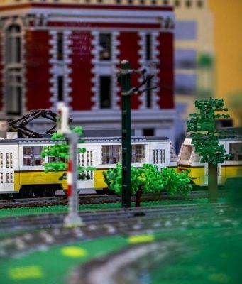 Remek LEGO játékok várnak a kisgyermekek kreatív gondolataira.